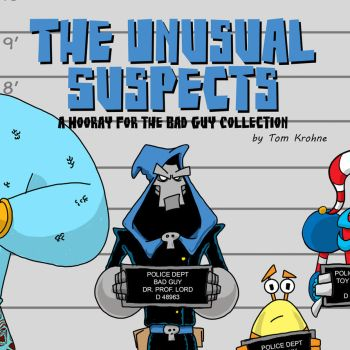 The Unusual Suspects by TKrohne13