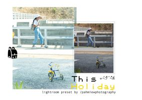 Lightroom Preset : This Holiday (japan tone) by miew60s