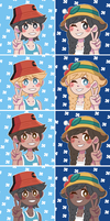 pokemon usum icons by pastellene