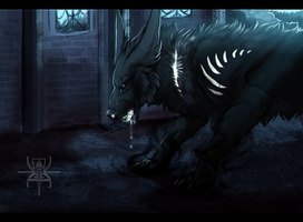 CM: In Darkness by MutantParasiteX
