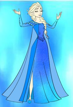 Offical SnowQueen by IcySouls