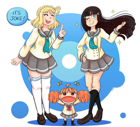 Ah Yes More Love Live by Beartie