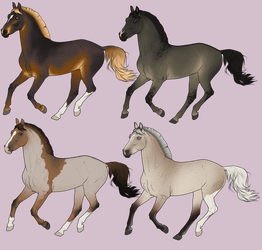 400 pts adoptables - OPEN by BH-Stables