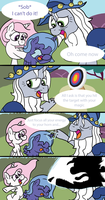 You can do it Luna by T-3000