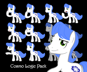 Cosmo Assets Pack by AntonyC