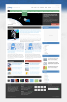 Galaxy - Responsive Magazine Theme by The-Returnx
