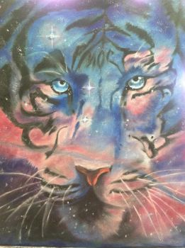 Galaxy of the Tiger by Naharin