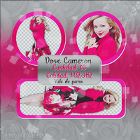 Photopack PNG - Dove Cameron by Lolyeditiones