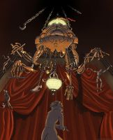 The Puppeteer by Celarent