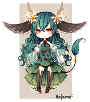 Nefome I Adoptable (Sold) by cytes