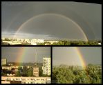 2011.06.19 Rainbow by Atmospheric-Bloo