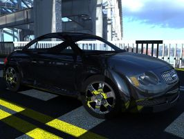 Audi TT 1 by truckless