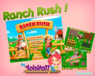 Ranch Rush Game by Yoisita11