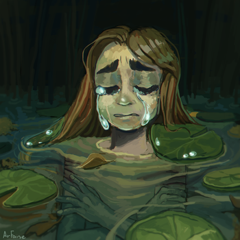Lily pond by ArFaise
