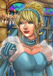 Cinderella by rithgroove