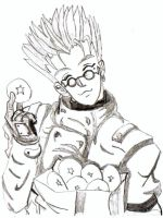 Vash the Stampede by angelrcox511