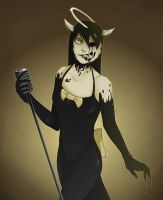 Angel of the stage - Alice Angel (BaTIM) by Neyhil