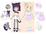 kemonomimi adopts auction (closed) by seburin