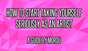 Guide: How To Start Taking Yourself SERIOUSLY by xMordu