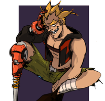 [Overwatch] Junkrat by lcl920