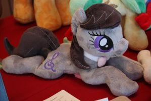 Octavia shoulderpony by Siora86