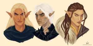 More Elven! by valeryvy