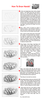 Tutorial: How To Draw Hands by Ethlinn