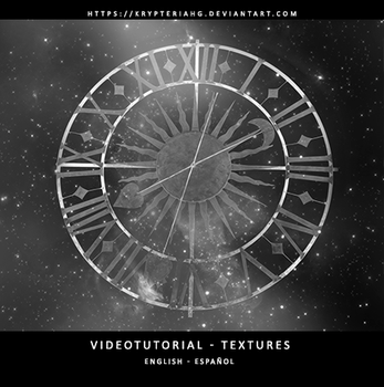 Videotutorial- Textures (stock) by KrypteriaHG