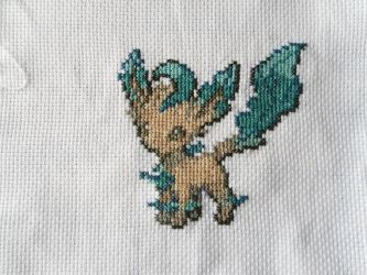 Leafeon by Mightie
