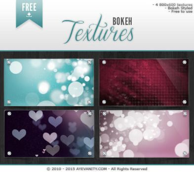 Bokeh Textures - 1 by OftheCrucified