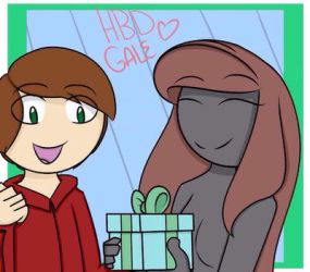 HBDGale by MelodyFuryHeart