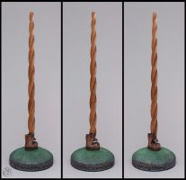 Special Wand No.2 ''The Portkey'' by SRG-Wands