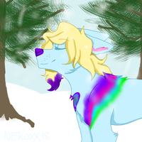 Redraw The Feeling of Winter by NeonCandyLights