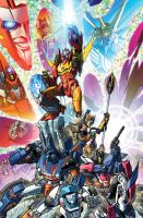 TF MTMTE TPB05 Cover by markerguru