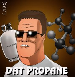 DAT PROPANE by Garth2The2ndPower
