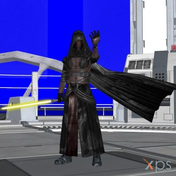 Darth Revan by WOLFBLADE111