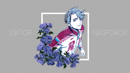Yuri on Ice - Viktor Nikiforov by KawaiiUnicorn22