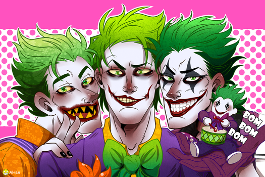 DC JOKER X3 20 by k125125123