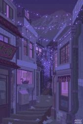 Alleyway by minimoss