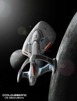 Enterprise-F: Quantum Class by Colourbrand