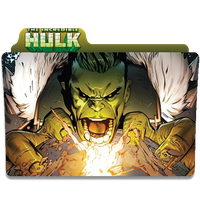 The Incredible Hulk - Legacy by DCTrad