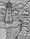 Lines of the Lighthouse (FOR SALE) by HGCreations