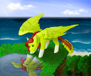 Ginny's Reflections by causticardor