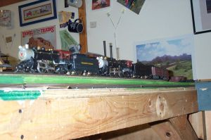 PRR K4 Pacific and E6 Atlantic by turquoisedrag0n