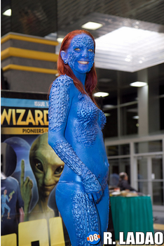 Mystique Cosplay 3 by LauraXavier