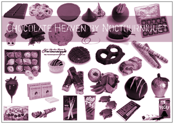 Chocolate Heaven by Noctourniquet