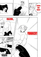 Re: Fight Scene Pg 10 by QuesoGr7