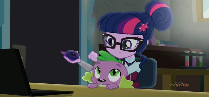 MLP Equestria Girls Friendship Games Moments 41 by Wakko2010