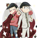 oso and kara doodle by senrife