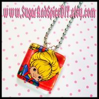 Rainbow Brite Charm II by wickedland